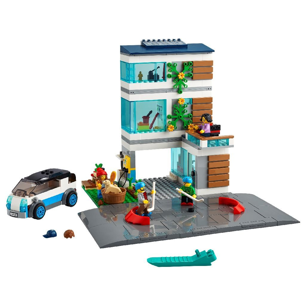 LEGo City 60291 Modern Family House 1 1024x1024