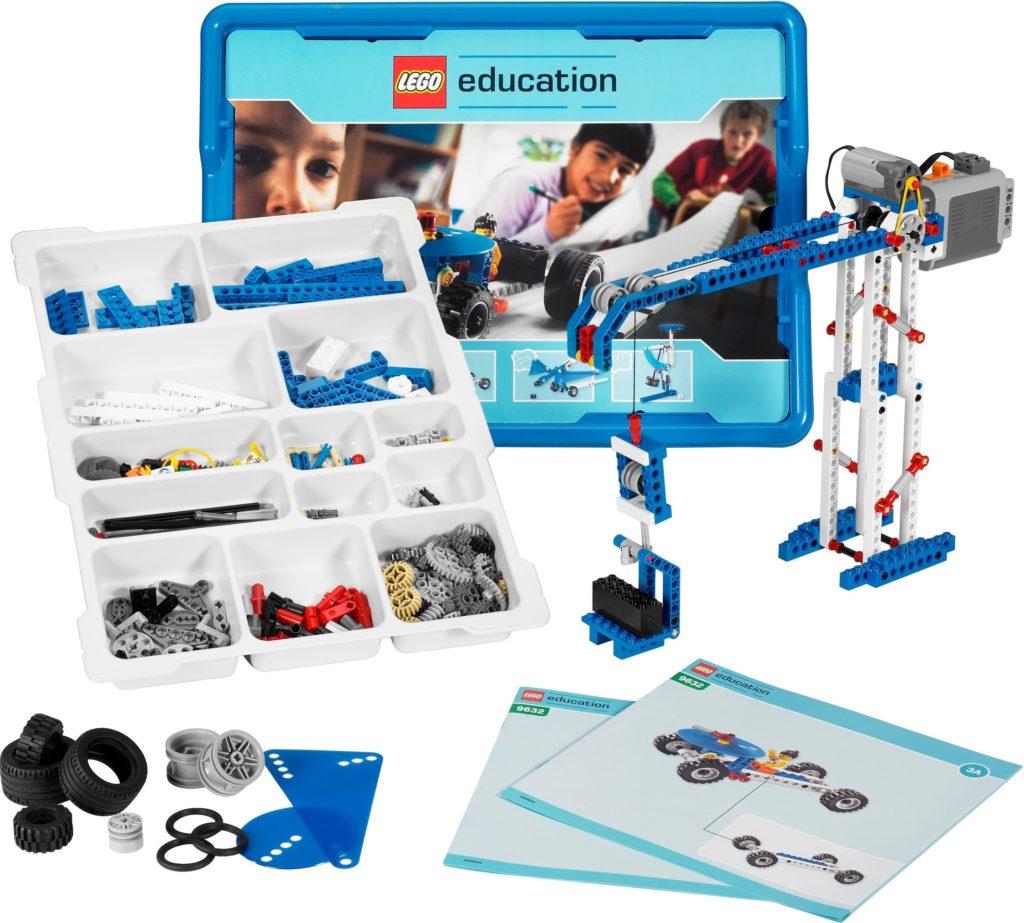 LEGo Education 9686 Simple Powered Machines Set