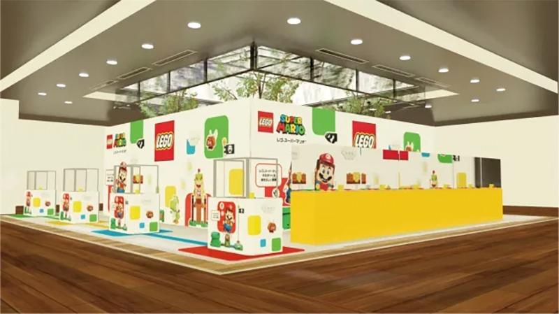 LEGo Super Mario Stores Japan Featured