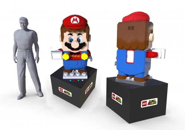 LEGo Super Mario Stores Japan