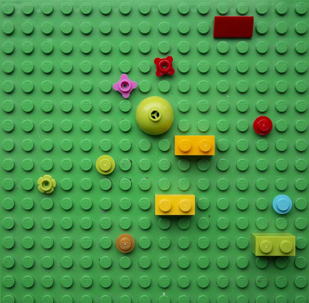 LEGo climbing plan
