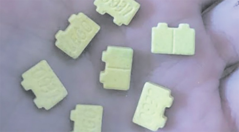 LEGo Shaped MDMA Featured 800 445