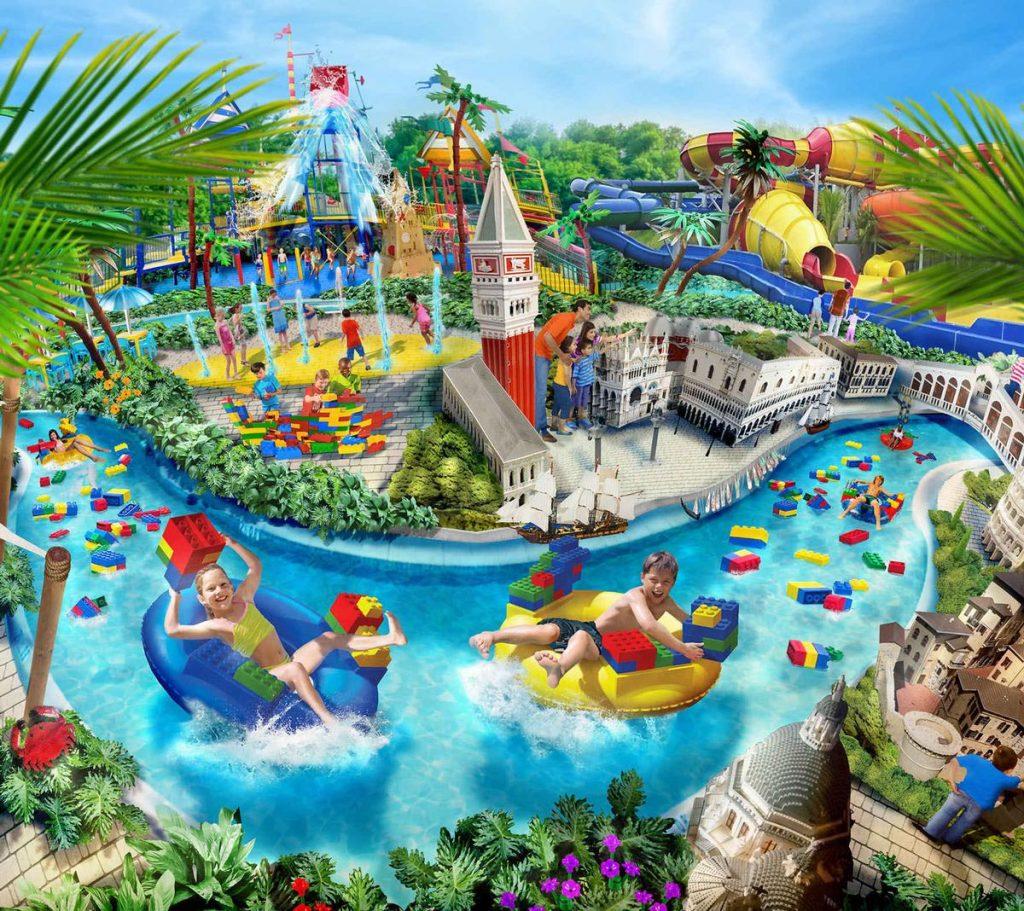 LEOGLAND Water Park Gardaland 1