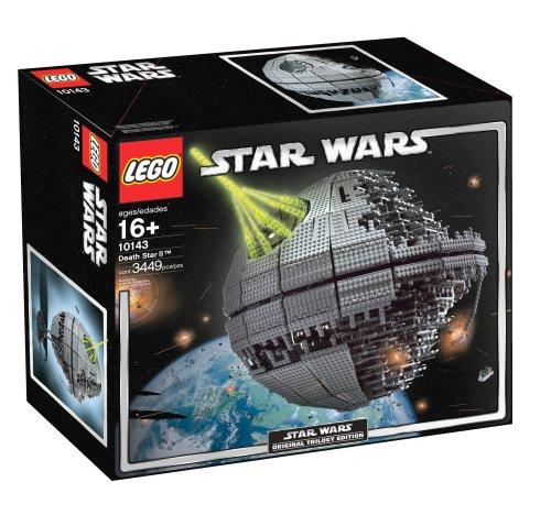 LGO Star Wars 10143 Death Star