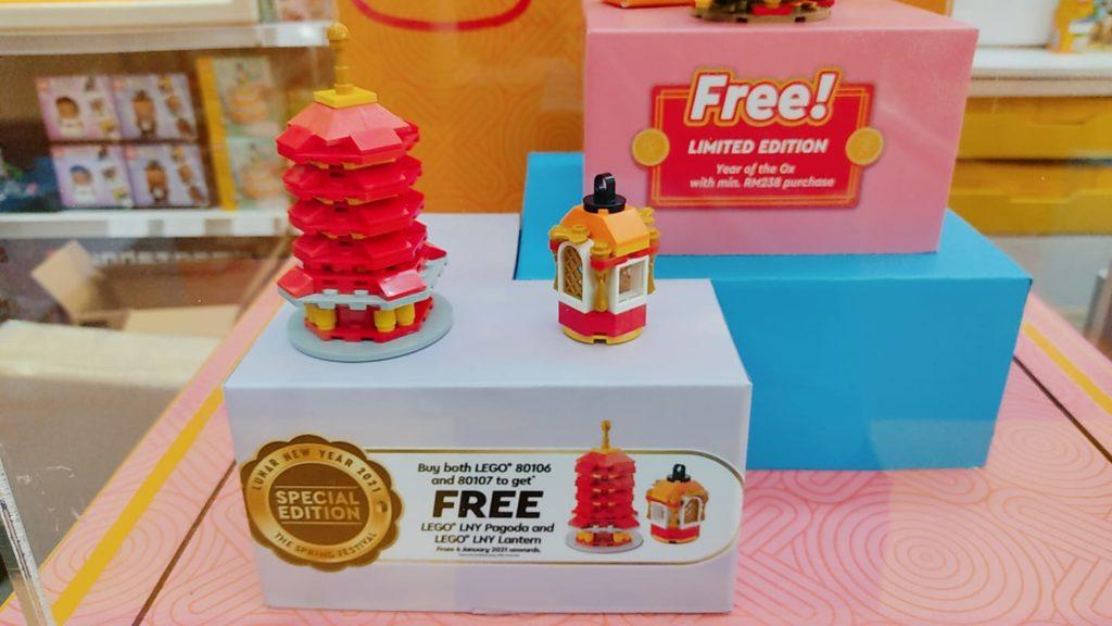 LNY Promos LEGO Certified Store Malaysia