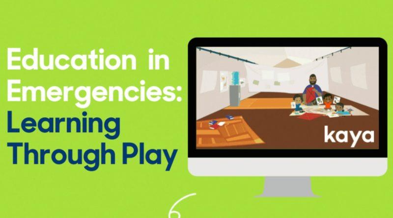 Learning Through Play EiE