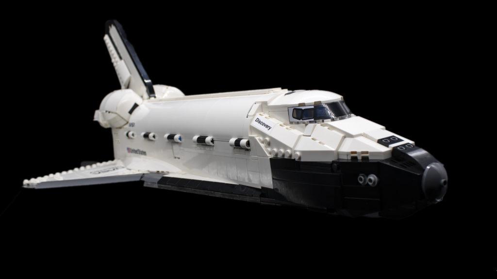 Lego Creator Expert 10283 NASA Space Shuttle Discovery 28