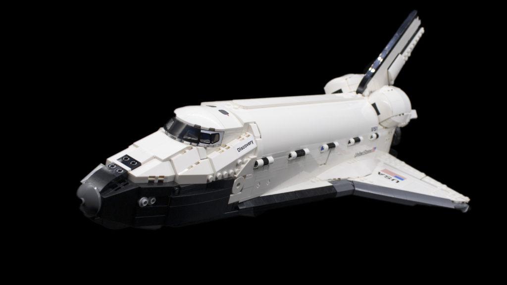 Lego Creator Expert 10283 NASA Space Shuttle Discovery 30