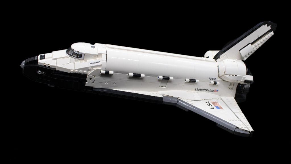 Lego Creator Expert 10283 NASA Space Shuttle Discovery 31