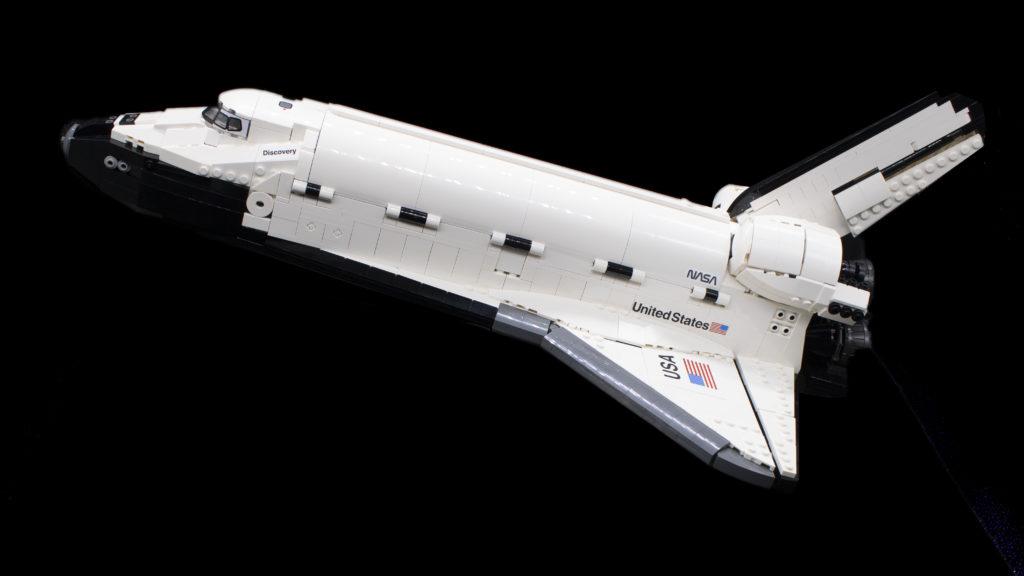 Lego Creator Expert 10283 NASA Space Shuttle Discovery 32
