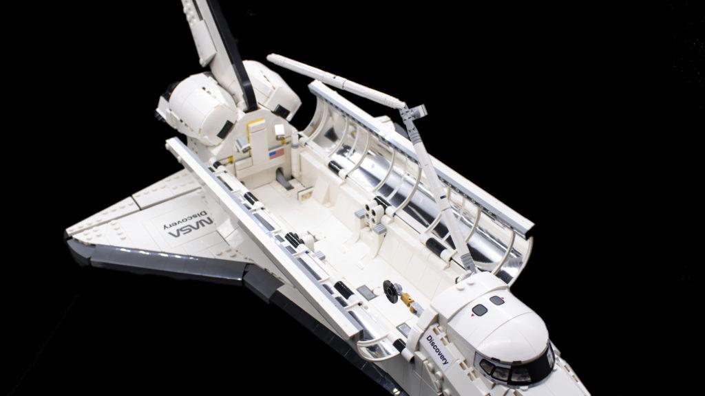 Lego Creator Expert 10283 NASA Space Shuttle Discovery 36