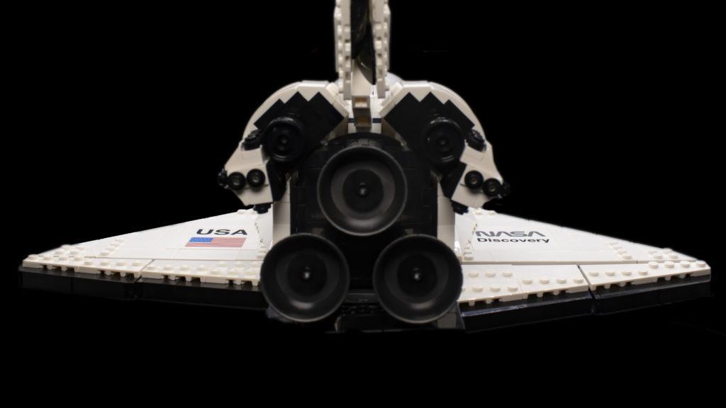 Lego Creator Expert 10283 NASA Space Shuttle Discovery 37