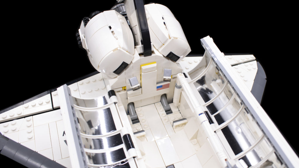 Lego Creator Expert 10283 NASA Space Shuttle Discovery 38