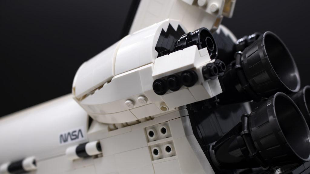 Lego Creator Expert 10283 NASA Space Shuttle Discovery 42