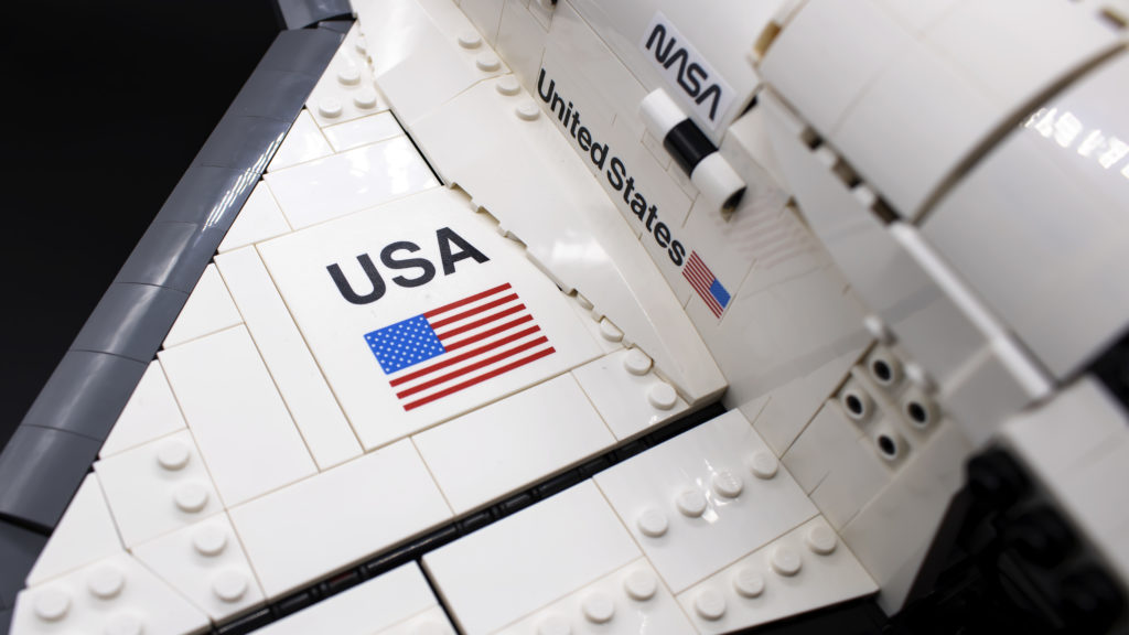 Lego Creator Expert 10283 NASA Space Shuttle Discovery 44