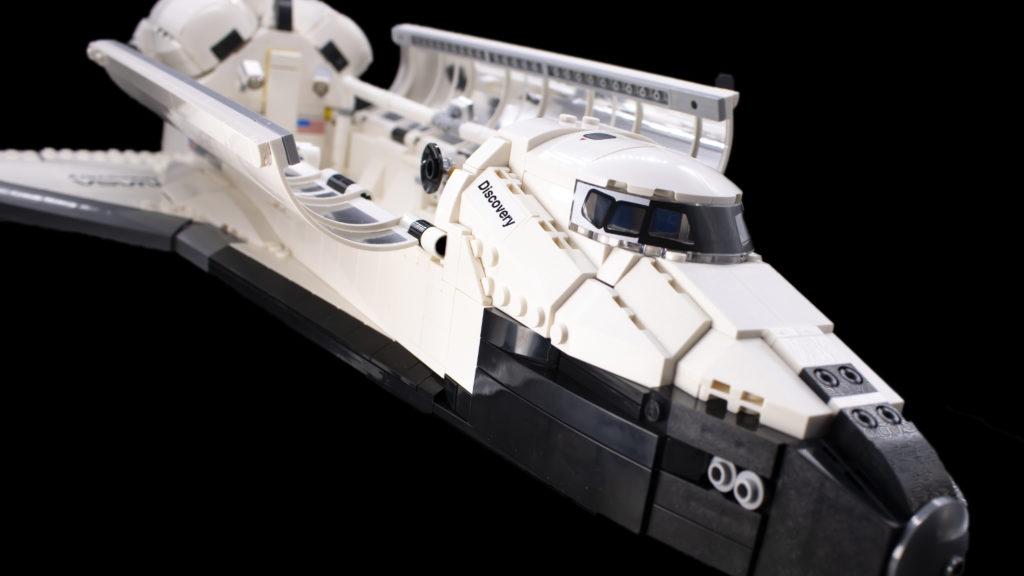 Lego Creator Expert 10283 NASA Space Shuttle Discovery 47