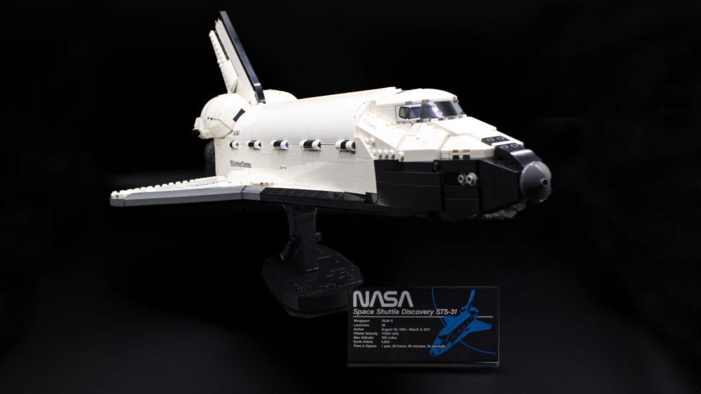 Lego Creator Expert 10283 NASA Space Shuttle Discovery 51
