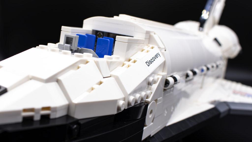 Lego Creator Expert 10283 NASA Space Shuttle Discovery 53