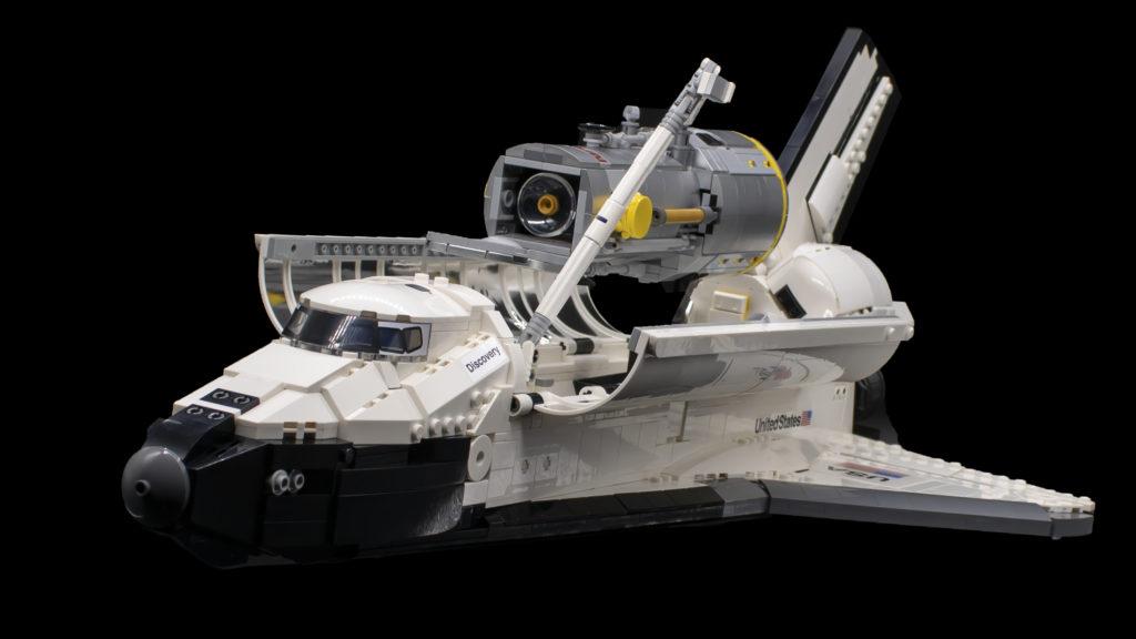 Lego Creator Expert 10283 NASA Space Shuttle Discovery 55
