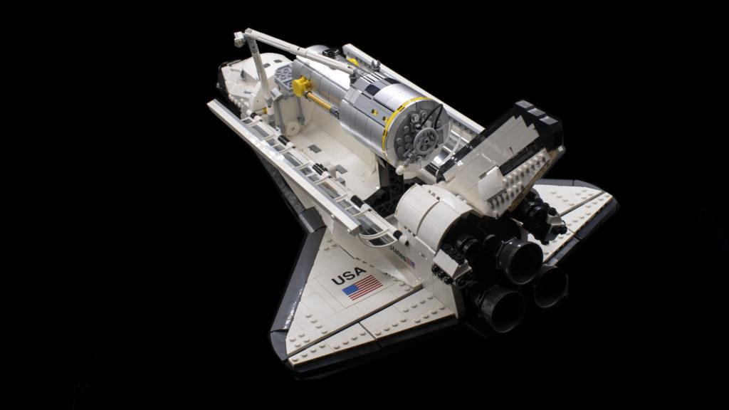 Lego Creator Expert 10283 NASA Space Shuttle Discovery 57