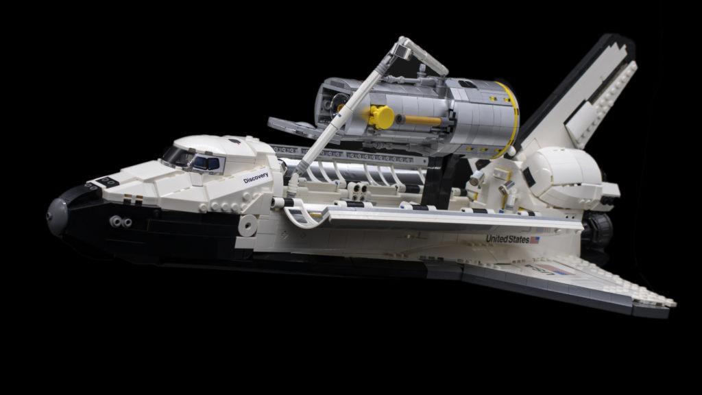 Lego Creator Expert 10283 NASA Space Shuttle Discovery 59
