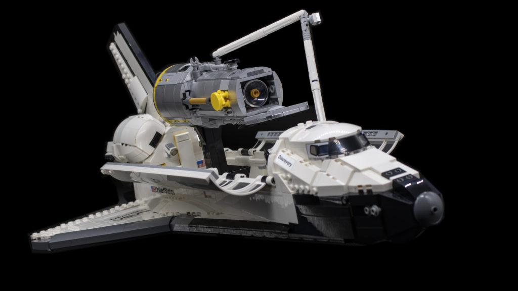 Lego Creator Expert 10283 NASA Space Shuttle Discovery 60