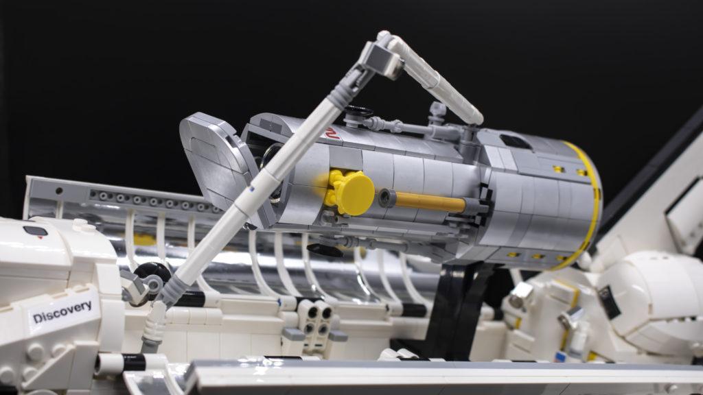 Lego Creator Expert 10283 NASA Space Shuttle Discovery 61