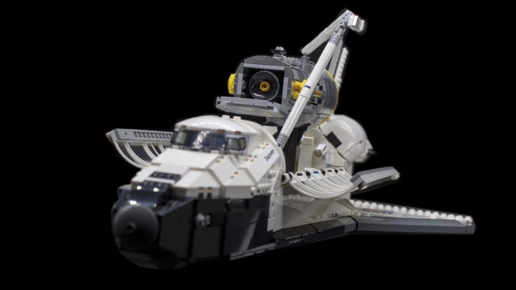 Lego Creator Expert 10283 NASA Space Shuttle Discovery 63