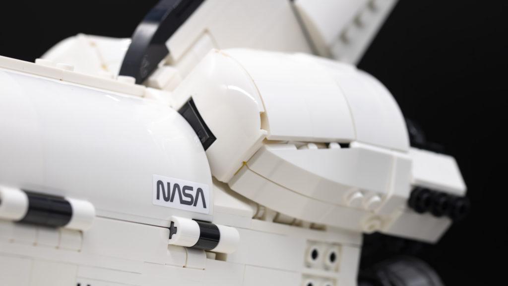 Lego Creator Expert 10283 NASA Space Shuttle Discovery 71