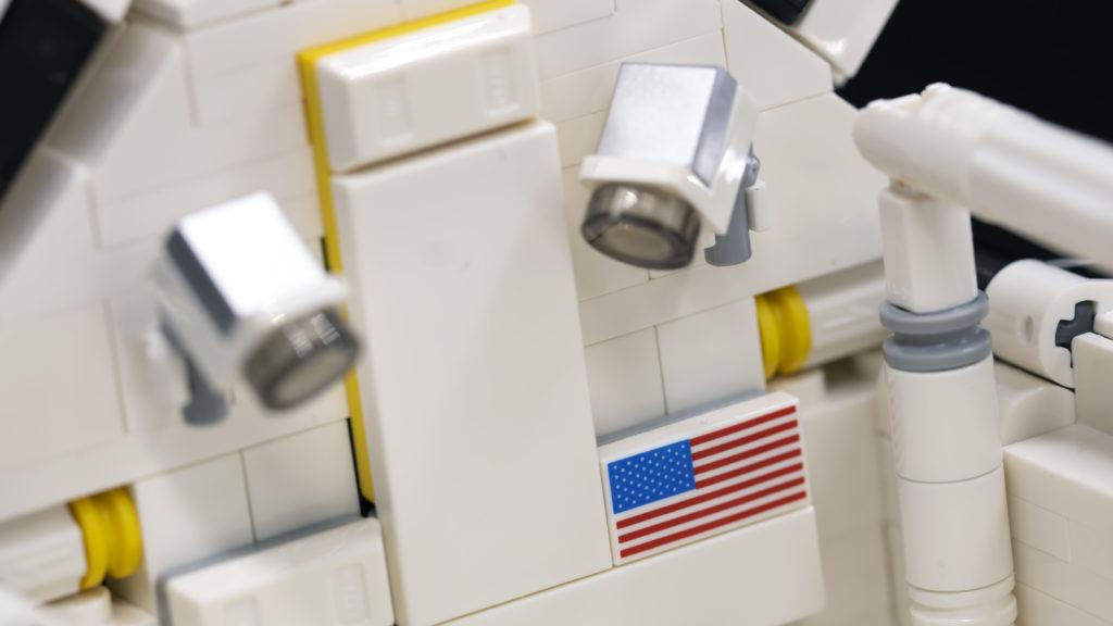 Lego Creator Expert 10283 NASA Space Shuttle Discovery 76