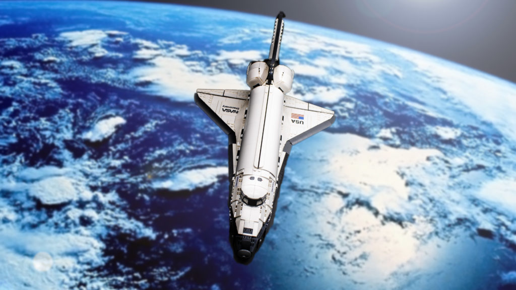 Lego Creator Expert 10283 NASA Space Shuttle Discovery FEATURED 1