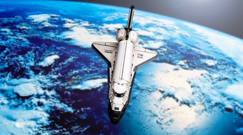 Lego Creator Expert 10283 NASA Space Shuttle Discovery FEATURED 2 1