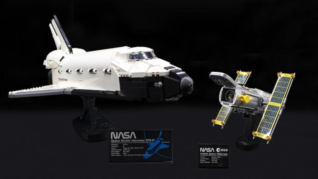 Lego Creator Expert 10283 NASA Space Shuttle Discovery MAIN IMAGE