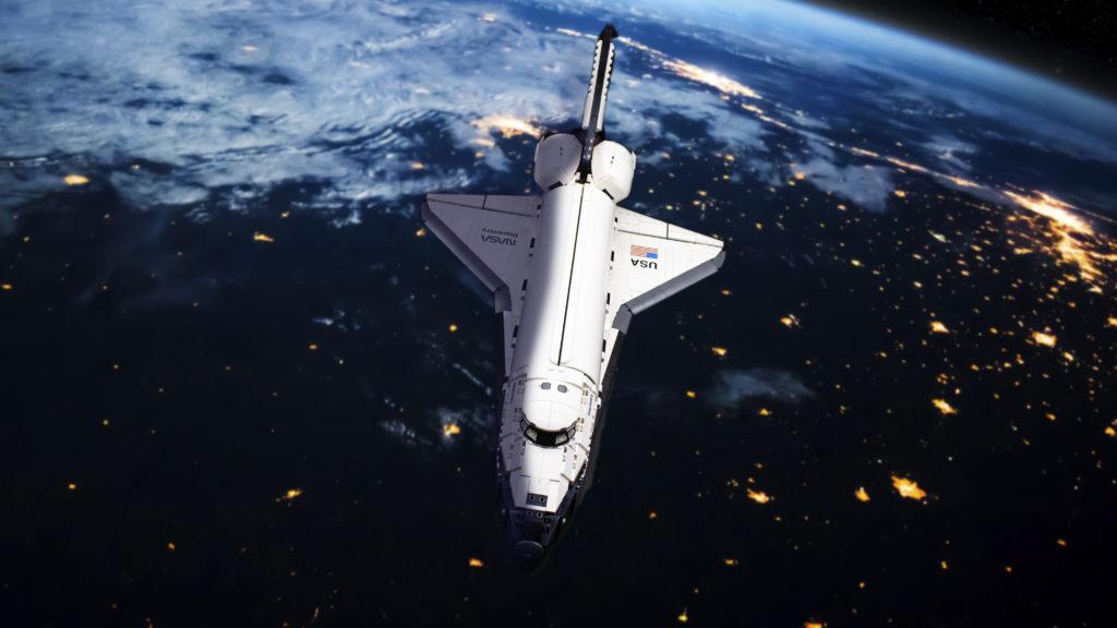 Lego မှ Creator Expert 10283 NASA အာကာသလွန်းပျံယာဉ် Discovery 11 featured
