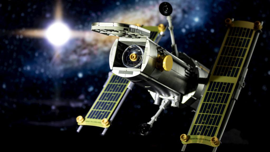 Lego မှ Creator Expert 10283 NASA အာကာသလွန်းပျံယာဉ် Discovery 3 featured
