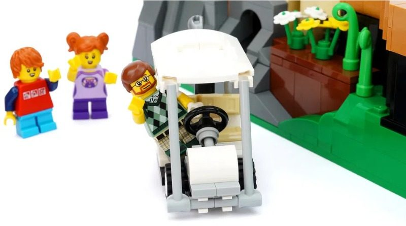 Lego Ideas Mini Golf