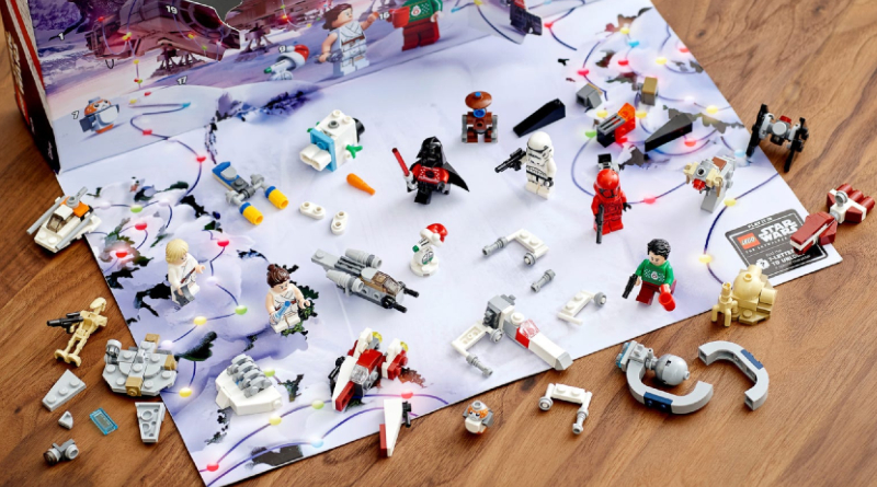 Lego Star Wars Advent Secondary Market Featured