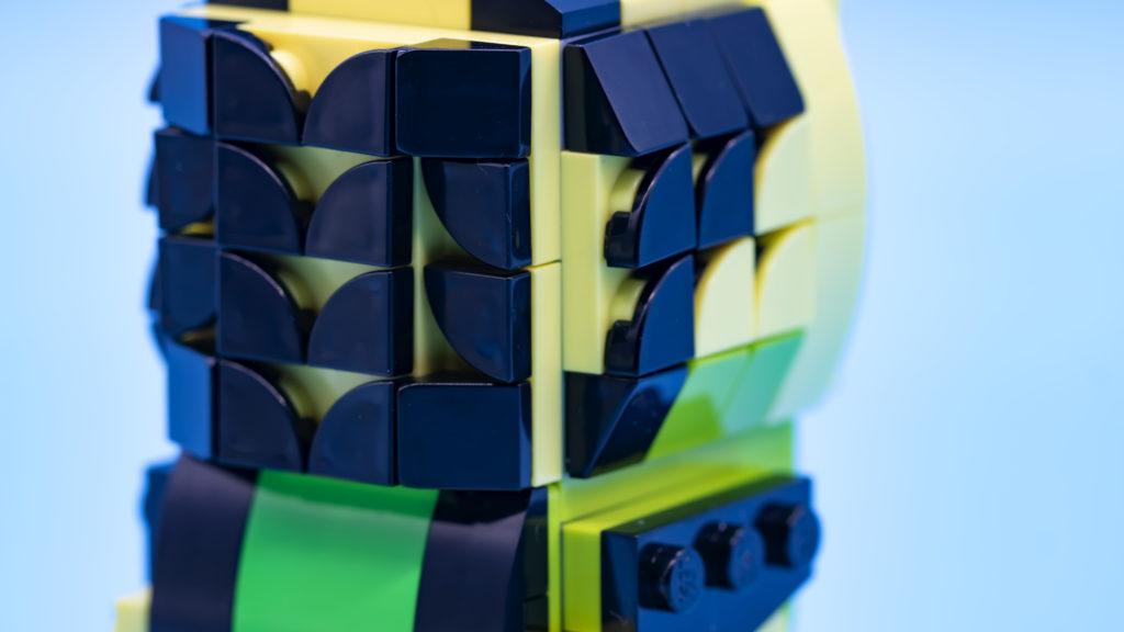 Lego Brickheadz Pets 40443 Budgie 10