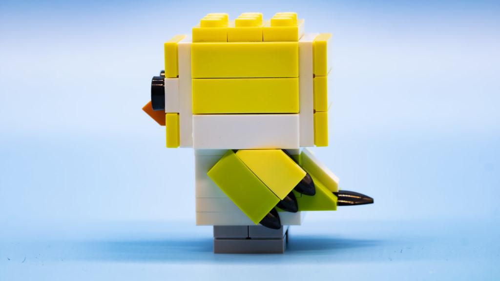 Lego Brickheadz Pets 40443 Budgie 12