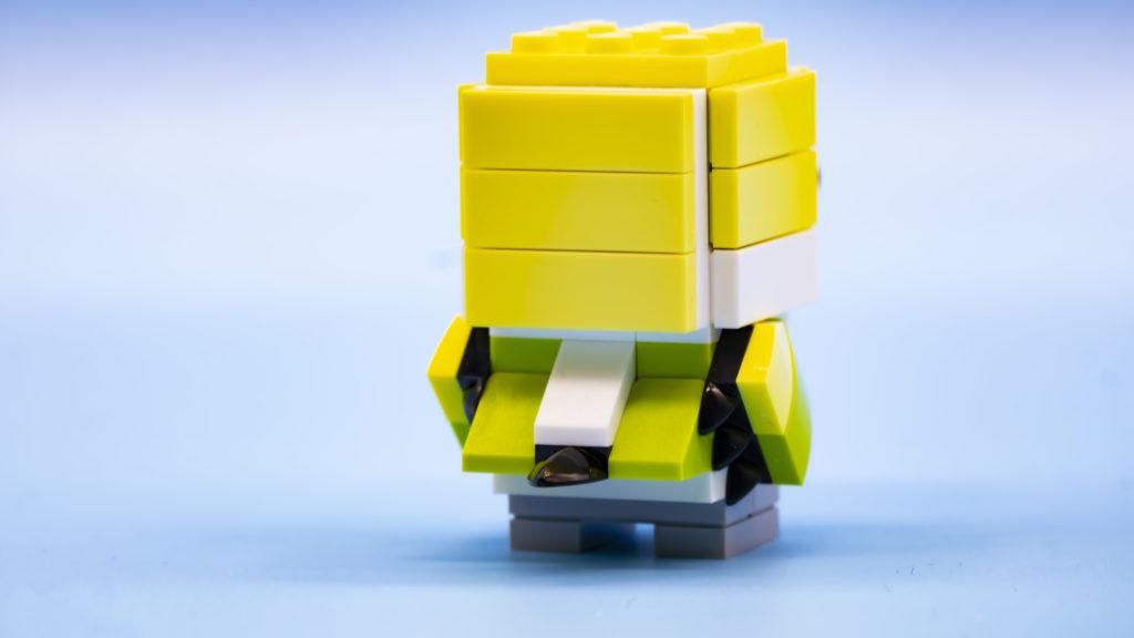 Lego Brickheadz Pets 40443 Budgie 13