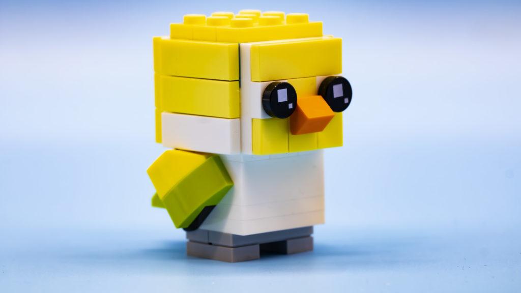 Lego Brickheadz Pets 40443 Budgie 14