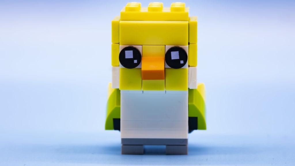 Lego Brickheadz Pets 40443 Budgie 15