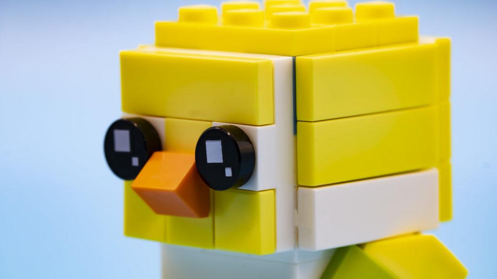 Lego Brickheadz Pets 40443 Budgie 19