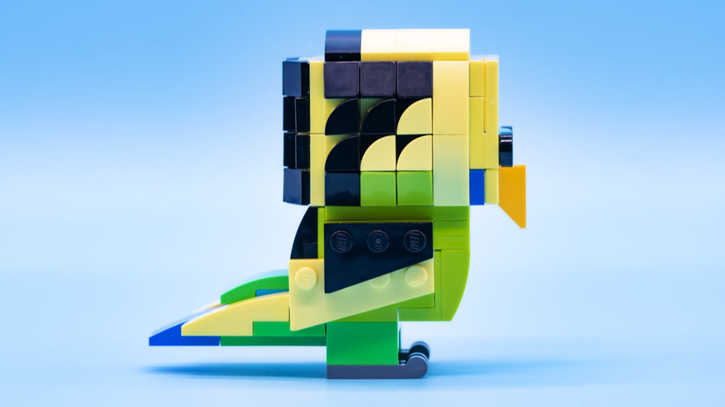 Lego Brickheadz Pets 40443 Budgie 2