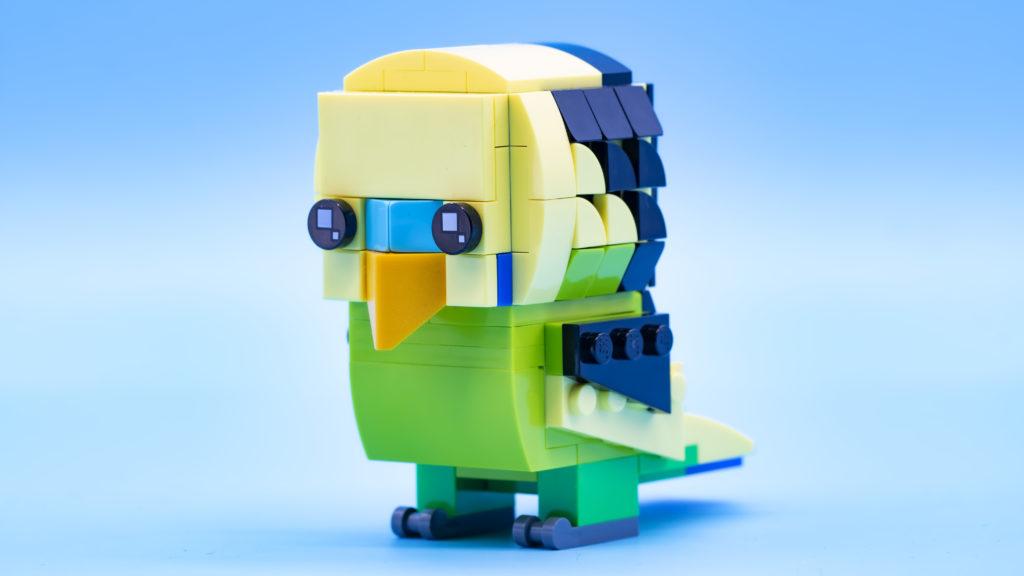 Lego Brickheadz Pets 40443 Budgie 4