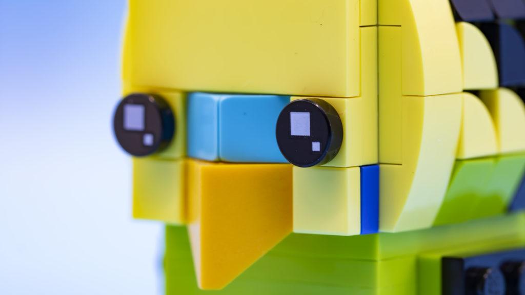 Lego Brickheadz Pets 40443 Budgie 6
