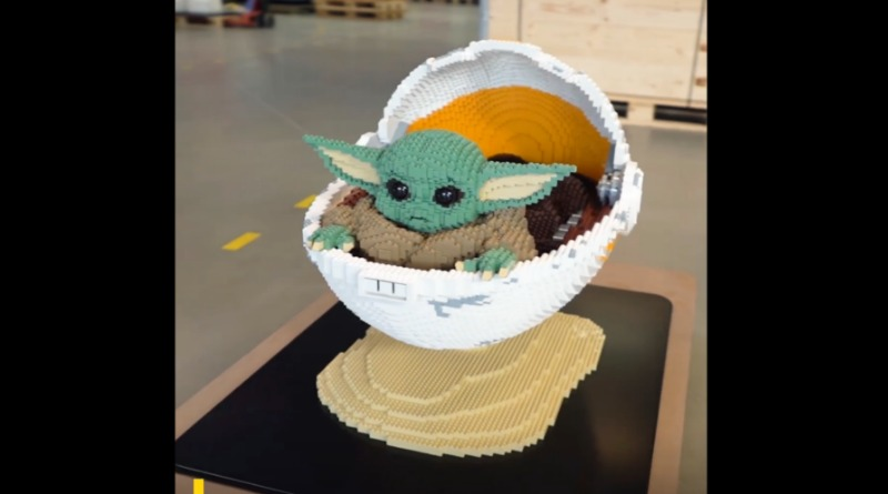 Life Sized Baby Yoda Featured