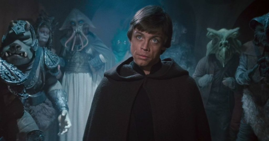Luke Skywalker Robes