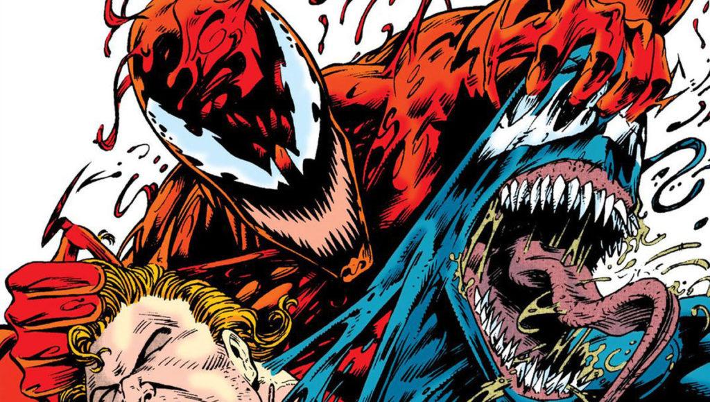 Marvel Carnage Venom 2