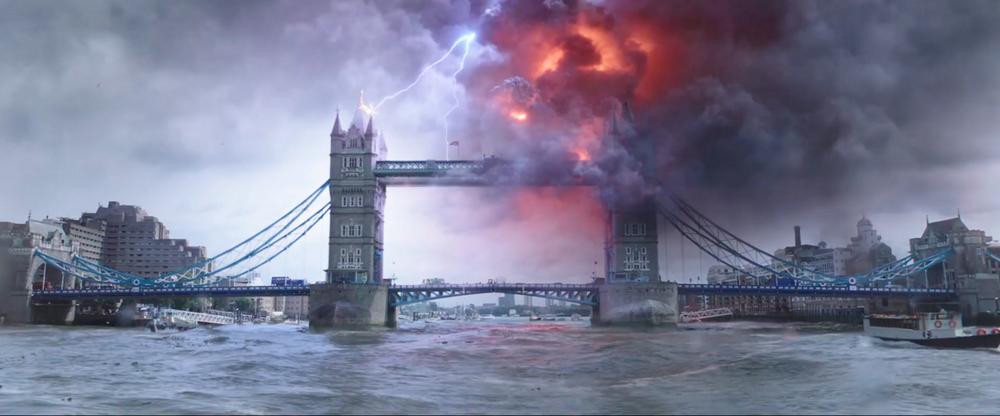 Marvel Cinematic Universe Toer bridge
